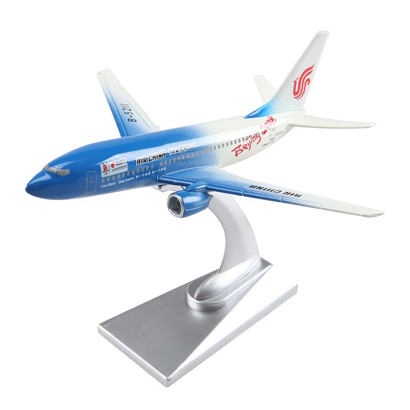 國航飛機模型1:280奧運號