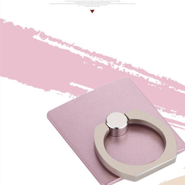 飞豚FEITUN 指环支架苹果手机通用 懒人卡扣粘贴式 平板支架(颜色随机)