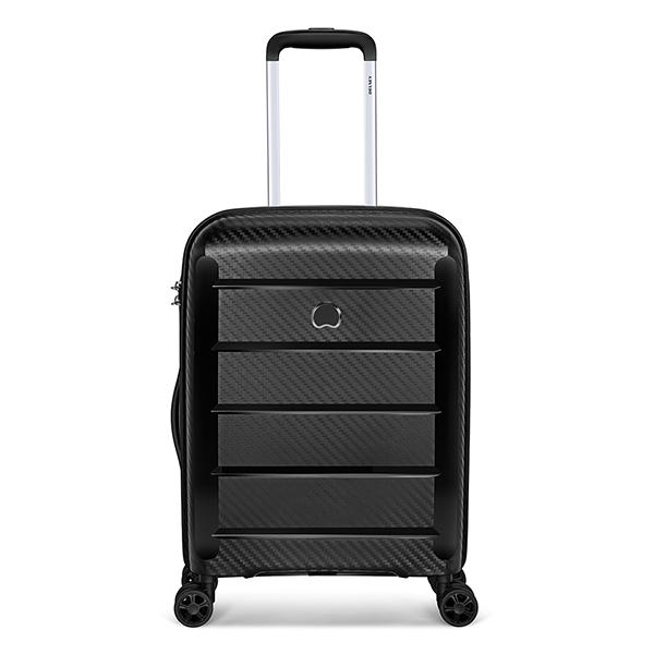 法國大使DELSEY  20寸輕便時尚簡約旅行箱 003848 黑色
