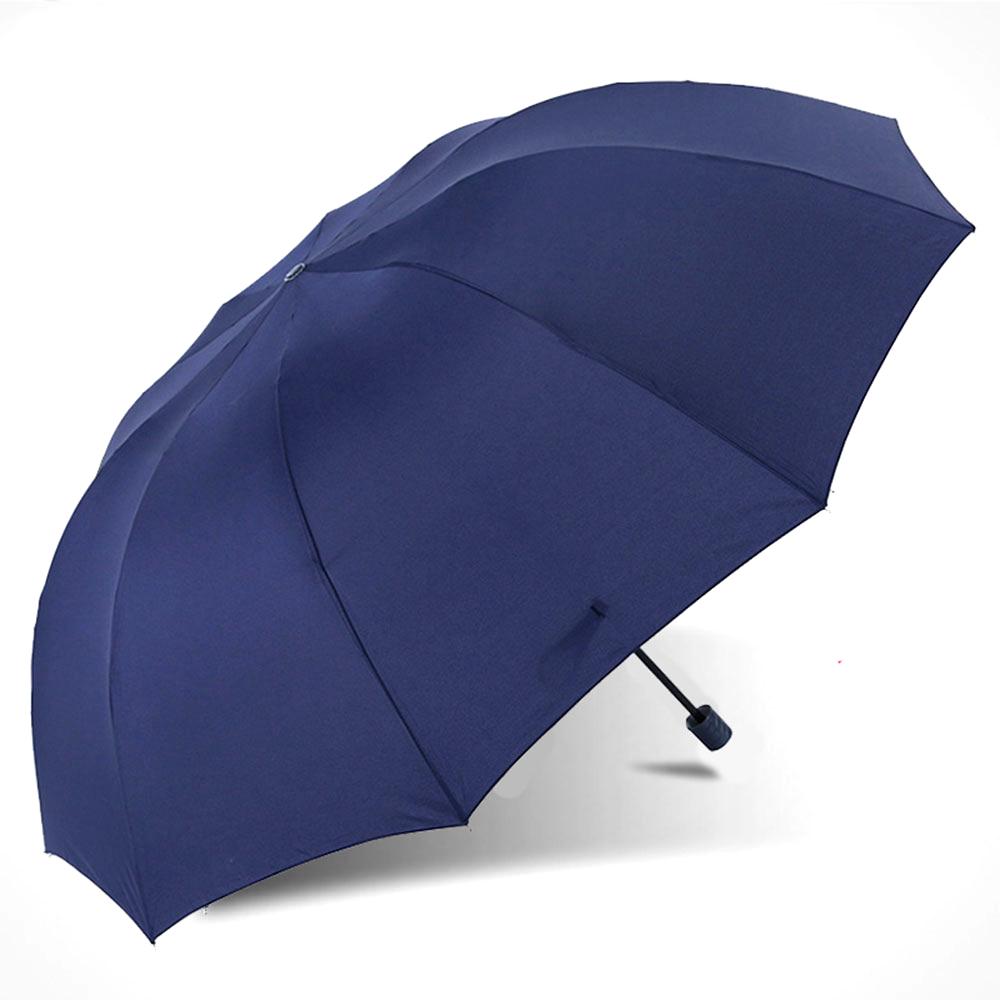 天堂 加大傘面折疊晴雨傘33212E碰(超大)
