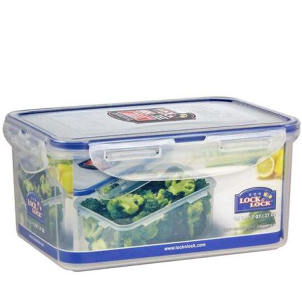 樂扣樂扣(LOCK&LOCK)塑料保鮮盒微波爐飯盒冰箱保鮮盒 HPL815D