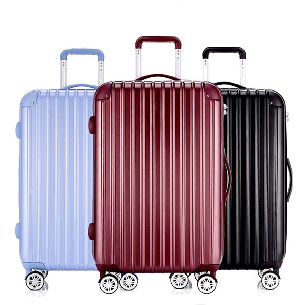 旅行之家(Travelhouse)T8188 20寸静音8轮万向轮拉杆箱 飞机轮海关密码锁 时尚商务男女通用 旅行箱行李箱登机箱拉杆箱