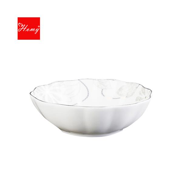 Homy-骨质瓷亚里斯舞菊5.5寸碗2件装