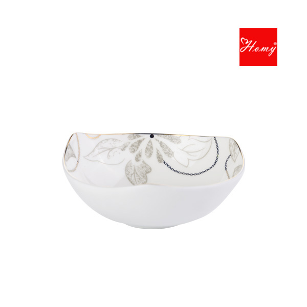 Homy-骨质瓷亚里斯CD4.5寸碗2件装