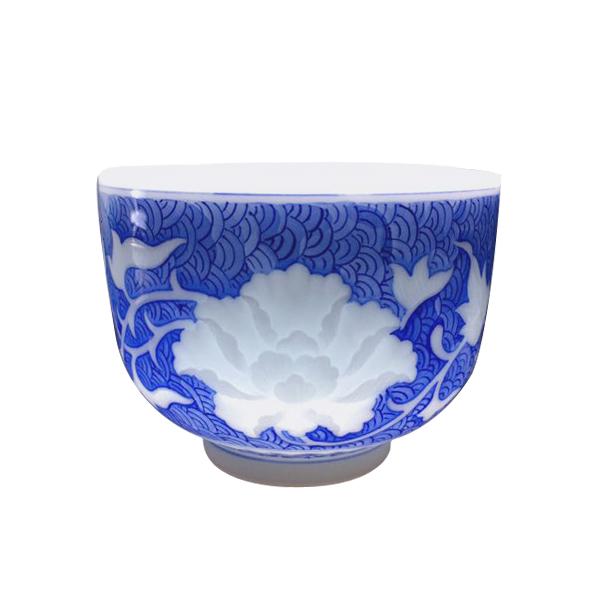 凤凰 画 陶瓷 花纹