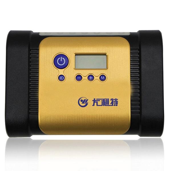 尤利特-便攜式車載數顯充氣泵-YD-308