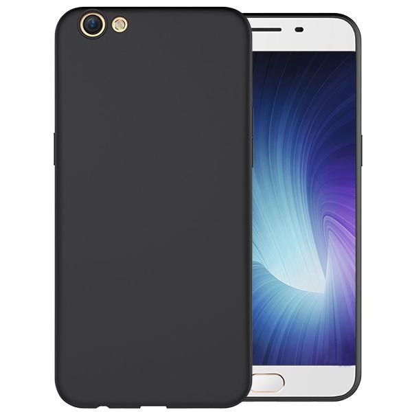 颐电ANODE OPPO R9S手机壳保护套防摔磨砂软壳 适用于oppo r9s