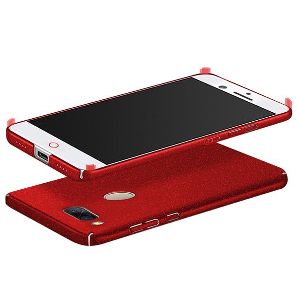 颐电ANODE 努比亚Z17mini手机壳保护套磨砂防摔全包硬壳男女款 适用努比亚小牛Z17mini