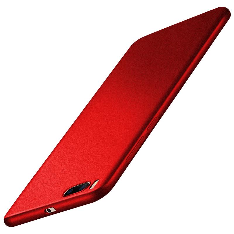 颐电ANODE 小米6手机壳 全包防摔磨砂软壳保护套男女通用 适用于MI6