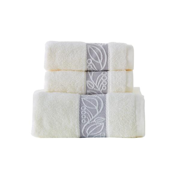 彩羊Fazeya 馨雅純棉毛浴巾三件套 毛浴巾套裝