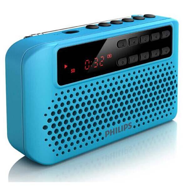 老人收音机便携式迷你插卡音箱播放器音响