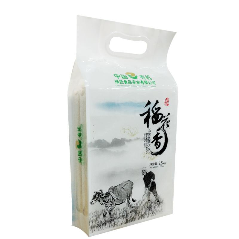 中国有机-稻花香大米2.5KG