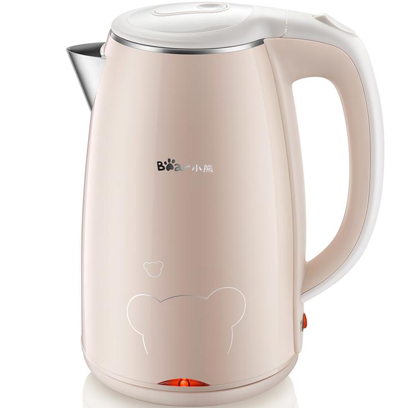 小熊(Bear)恒温电热水壶 家用保温烧水壶食品级304不锈钢 ZDH-P17H1