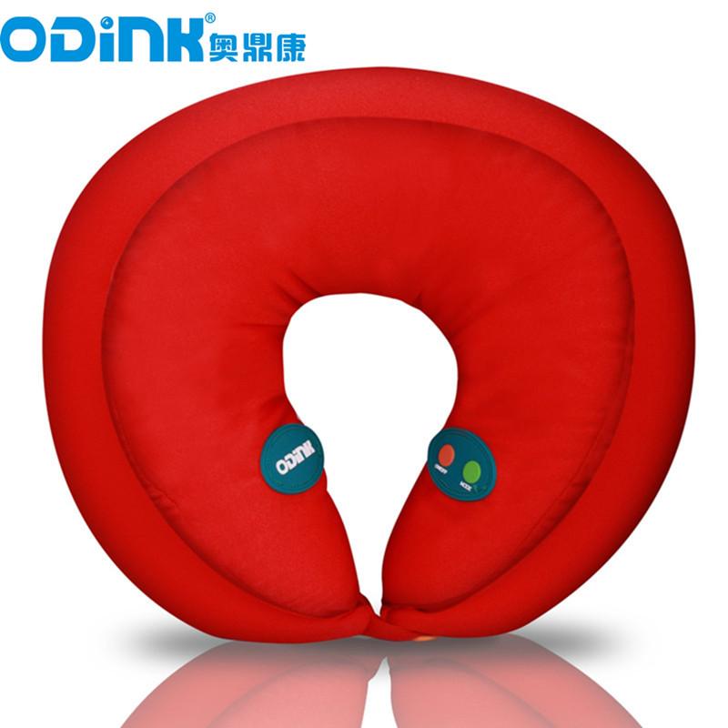 奥鼎康(ODINK) 颈椎呵护枕 时尚颈肩按摩仪按摩器A-K1003A
