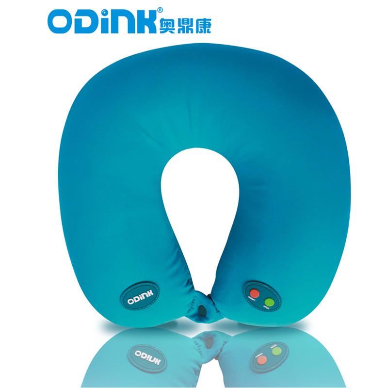 奥鼎康(ODINK)颈椎按摩枕A-K1002A 时尚颈肩按摩仪按摩器