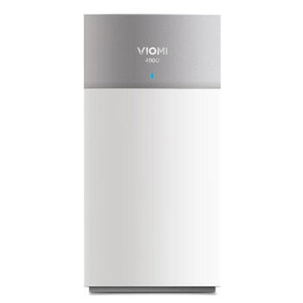 云米(VIOMI)智能净水器家用直饮机反渗透纯水机  C1厨上(400G)
