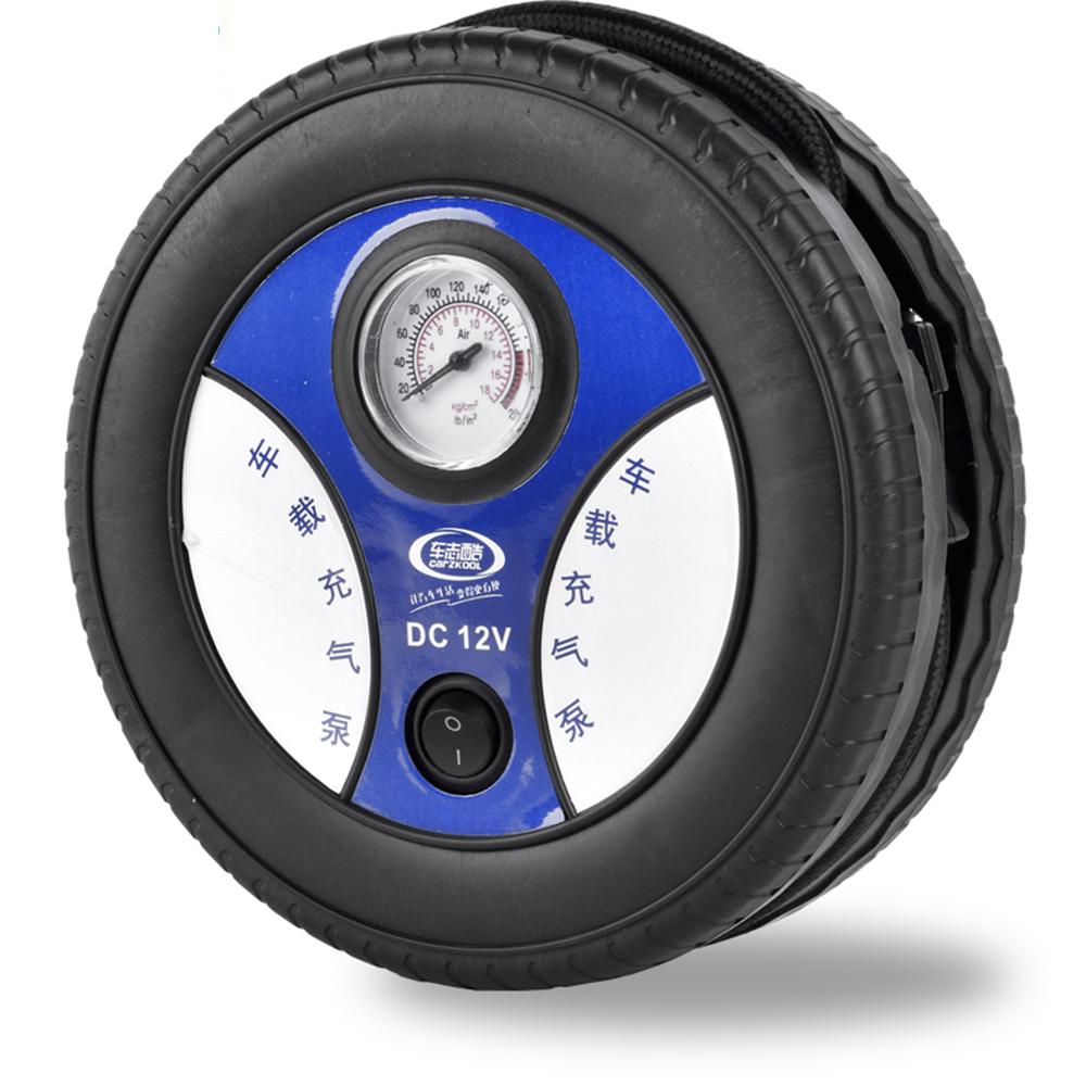 車志酷 便攜式車載輪胎泵 CZK-3007