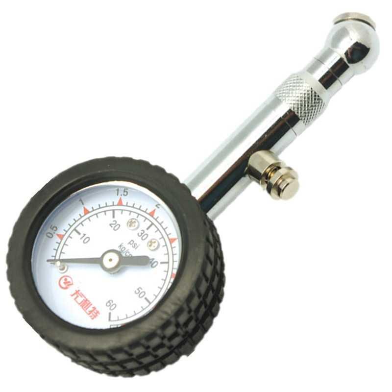 尤利特YD-6025A 全金屬胎壓計 胎壓表