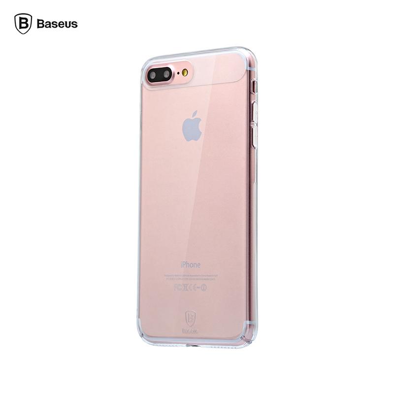 倍思 太空壳 苹果 iphone7 Plus 5.5寸手机壳 透明