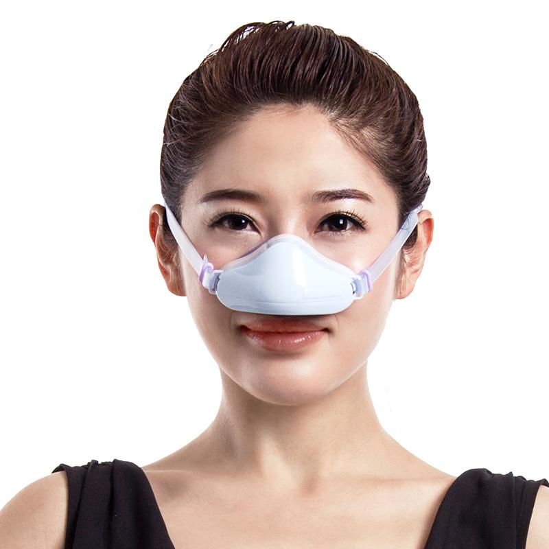 霾星人鼻用空气净化器 防霾鼻罩/PM2.5/透气保暖防尘不起雾口罩