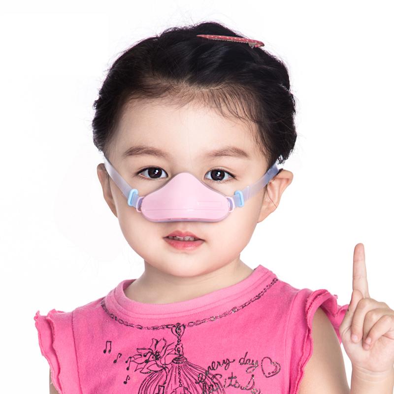 儿童霾星人 霾星侠鼻罩 雾霾pm2.5防护口罩防花粉3-12岁儿童口罩