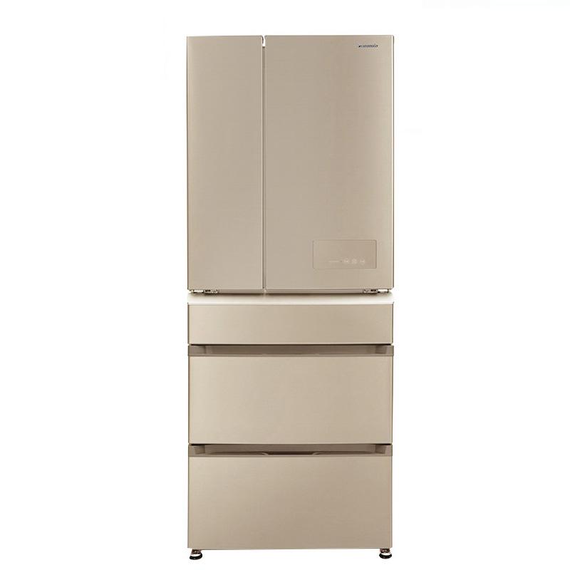 松下(Panasnic)冰箱 NR-E531TP-NA 498L 多门变频风冷无霜 璀璨金