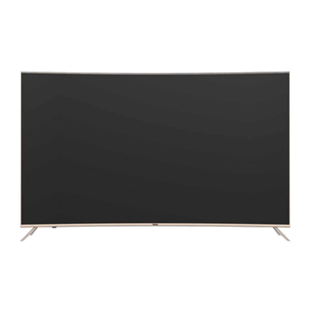海尔tm 4k 55寸曲面智能电视 lq55h31