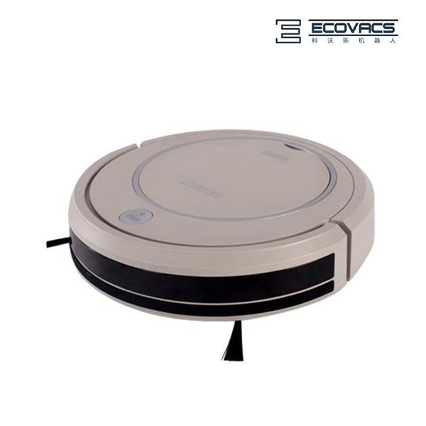 科沃斯(Ecovacs)V-Y 智能 扫地 机器人 家用 吸尘器 全自动 拖地机 CR330-FB(风尚米)
