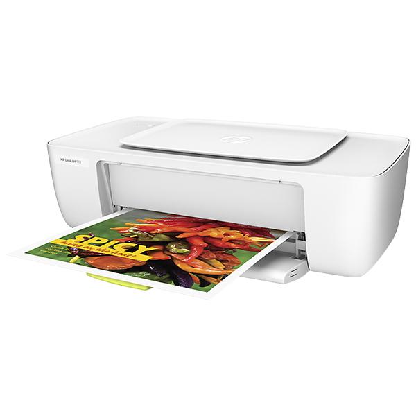 惠普(HP)DeskJet 1112 彩色噴墨打印機