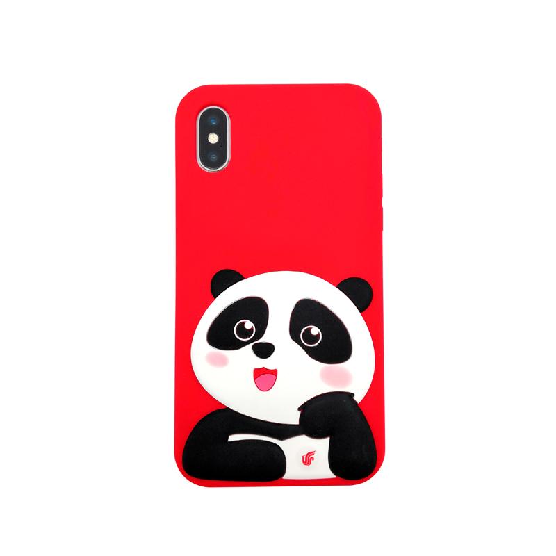 胖安達iPhone-x手機殼