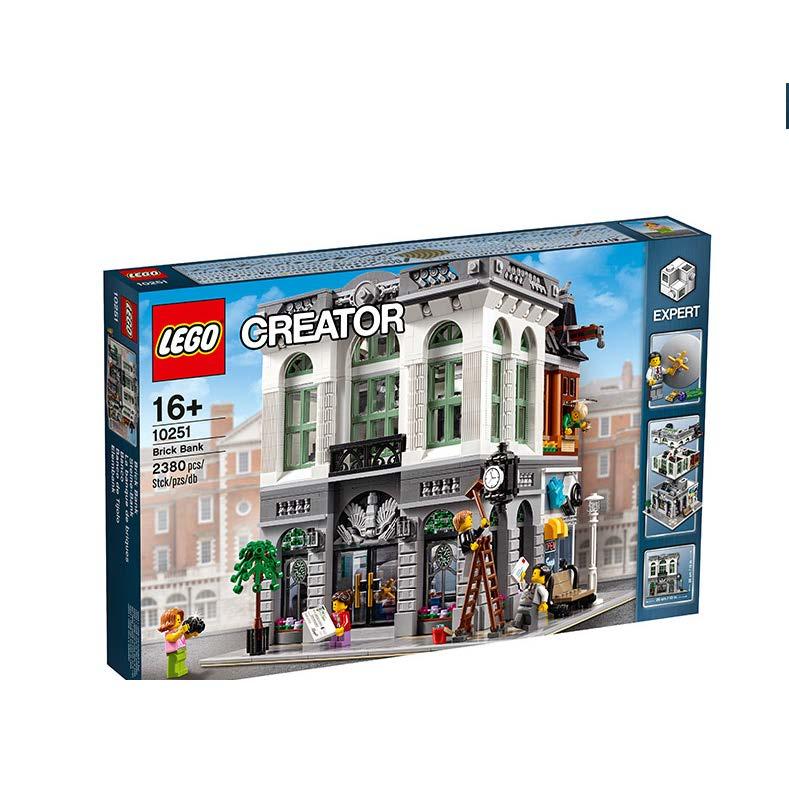 乐高LEGO创意百变高手系列 10251 LEGO积木银行