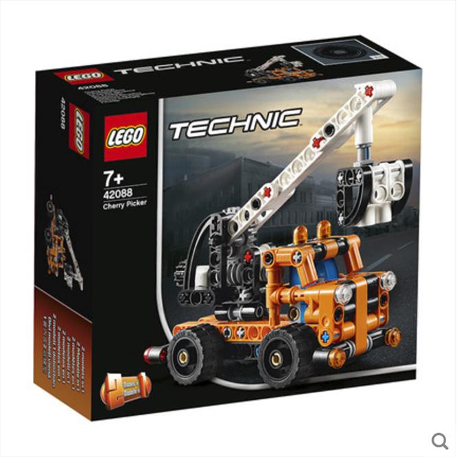樂高LEGO機械組車載式吊車 42088 LEGO玩具積木