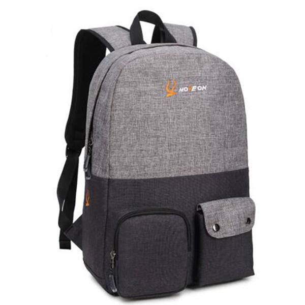 牧風MOVEON 新款上市雙肩電腦包 商務休閑雙肩包 男女旅行背包M-5029