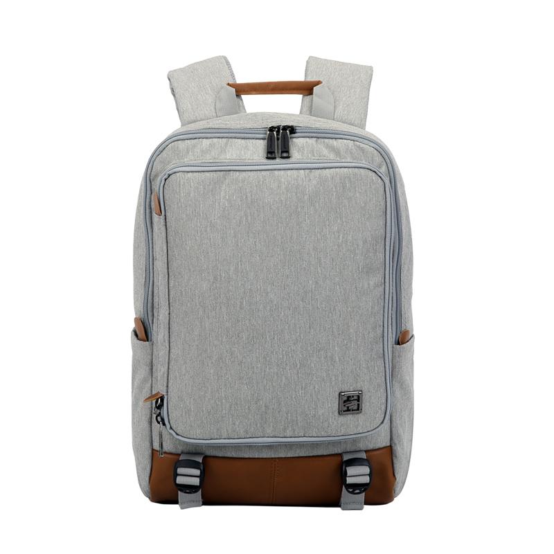 SUISSEWIN 新品上市  時尚潮流  休閑商務系列  大容量雙肩背包 17109