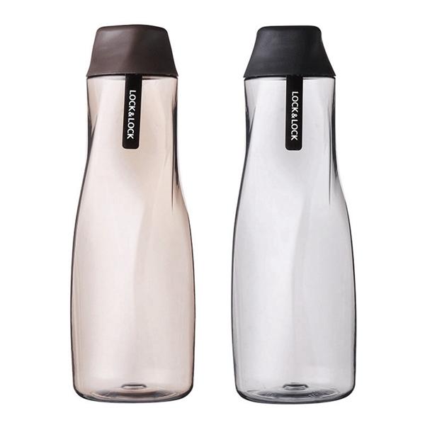 樂扣樂扣(LOCK&LOCK)塑料兒童男女式防漏隨手杯便攜運動個性創意冰峰杯花茶水杯子HLC569系列650ML