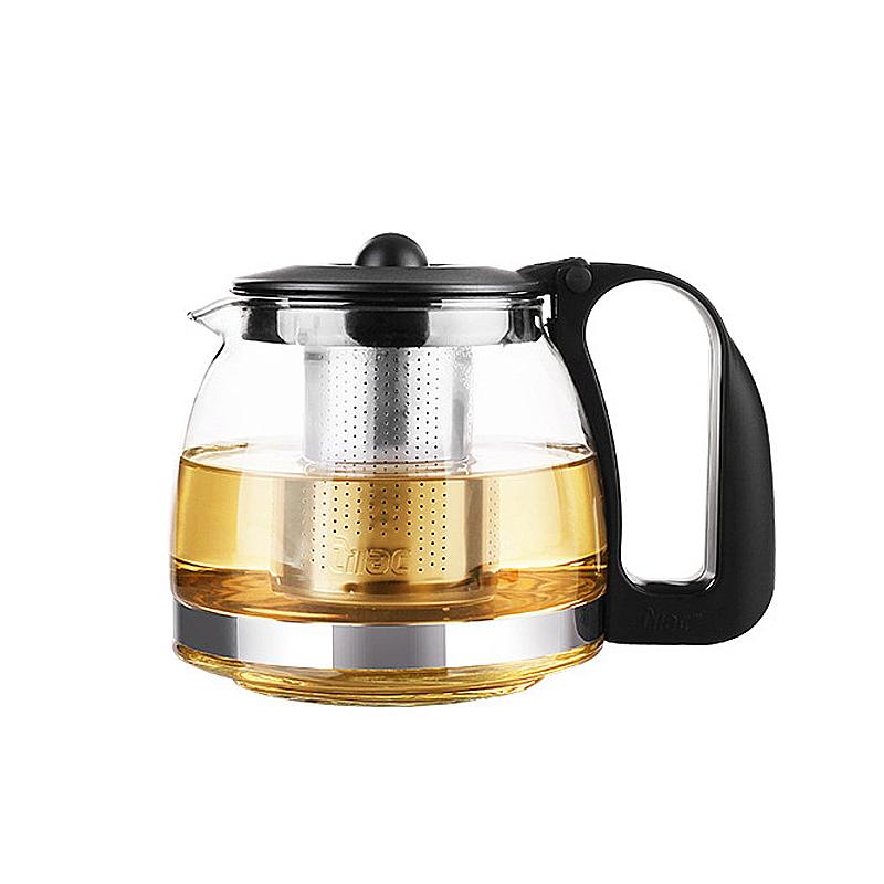 紫丁香Lilac 耐熱玻璃茶具茶壺1.25L